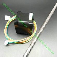 Stepper Motor,Nema17 Non-captive Linear Motor