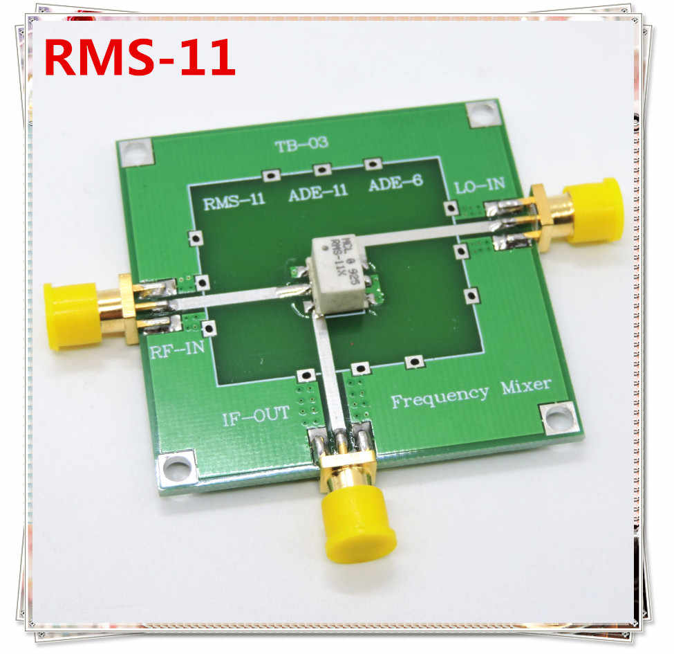 RMS 11 5 1900MHz RF up and down frequency conversion passive