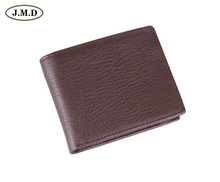 8063C  2014 October New Arrival Coffee Vintage Genuine Leather Man Wallet Purse