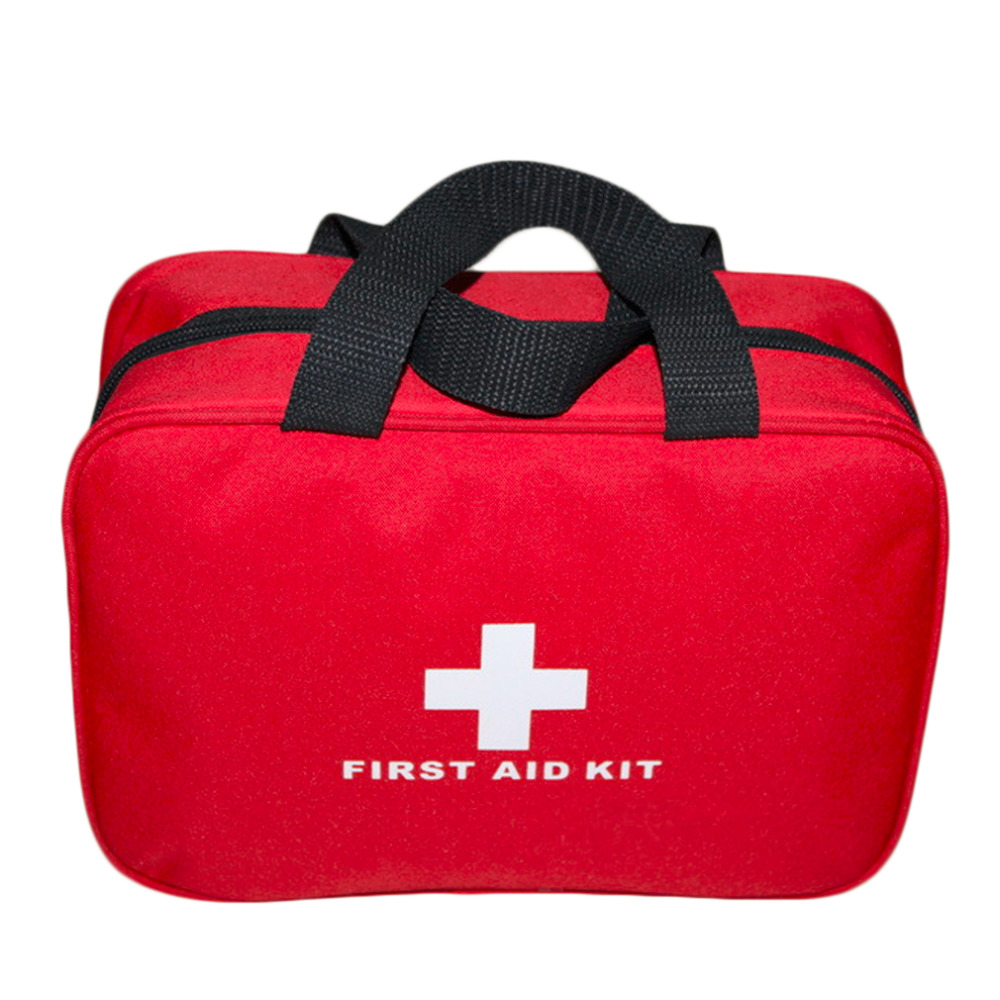Sales Promotion Outdoor font b Sports b font Camping Home Medical Emergency Survival First Aid Kit