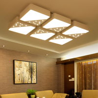 New LED Lamps And Lanterns Lighting Fashion Warm Study Dining Room Bedroom Living Room Kitchen Simple