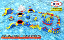 Large Adult Beach Park Inflatable Floats Water Park Games