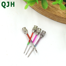4pcs/set QJH New Stainless Steel Home Sewing Needles Hand Russian Embroidery DIY