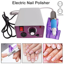 Nail Grinding Polisher Electric Nail Art Machine Kit 25000 R