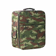 camouflage nylon phantom 3 bag fpv backpack Aerial Waterproof Backpack protection box for DJI phantom 3 drone