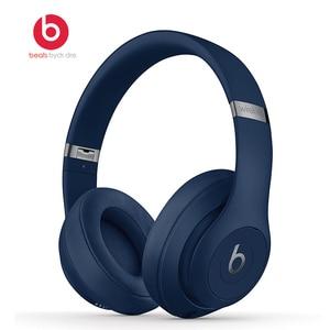 Image 3 - Beats studio3 fone de ouvido sem fio fone de ouvido bluetooth música fones de ouvido puro anc redução de ruído fones de ouvido com microfone fone batidas por dre