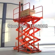 Электрический гидравлический Стационарные scissor работы лифта платформу, которая разработан и произвести в соответствии с требованиями клиентов