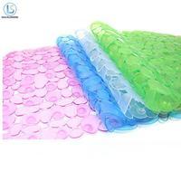 1 PCS Pebble Style Non Slip Mat Applique Anti Slip Bathroom Bath Mat Shower Floor Mat