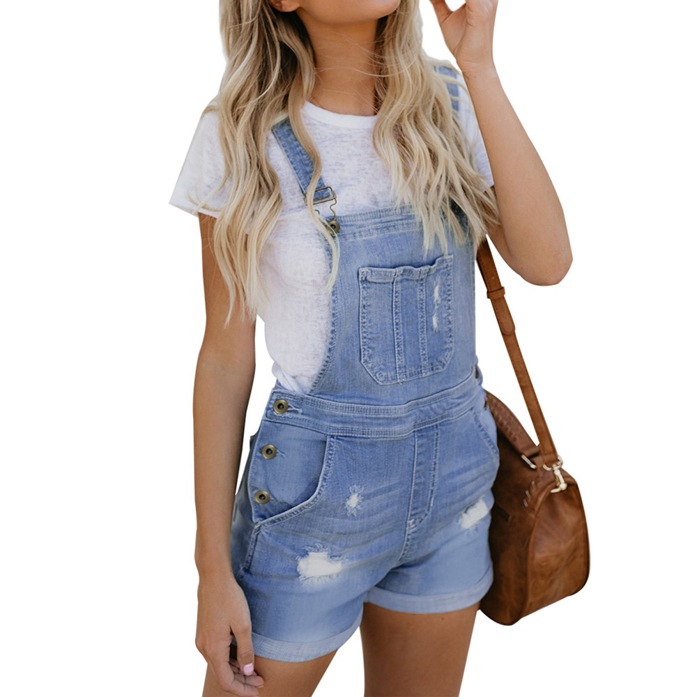 Light-Blue-Denim-Stretch-Cotton-Short-Overalls-LC786091-4-1
