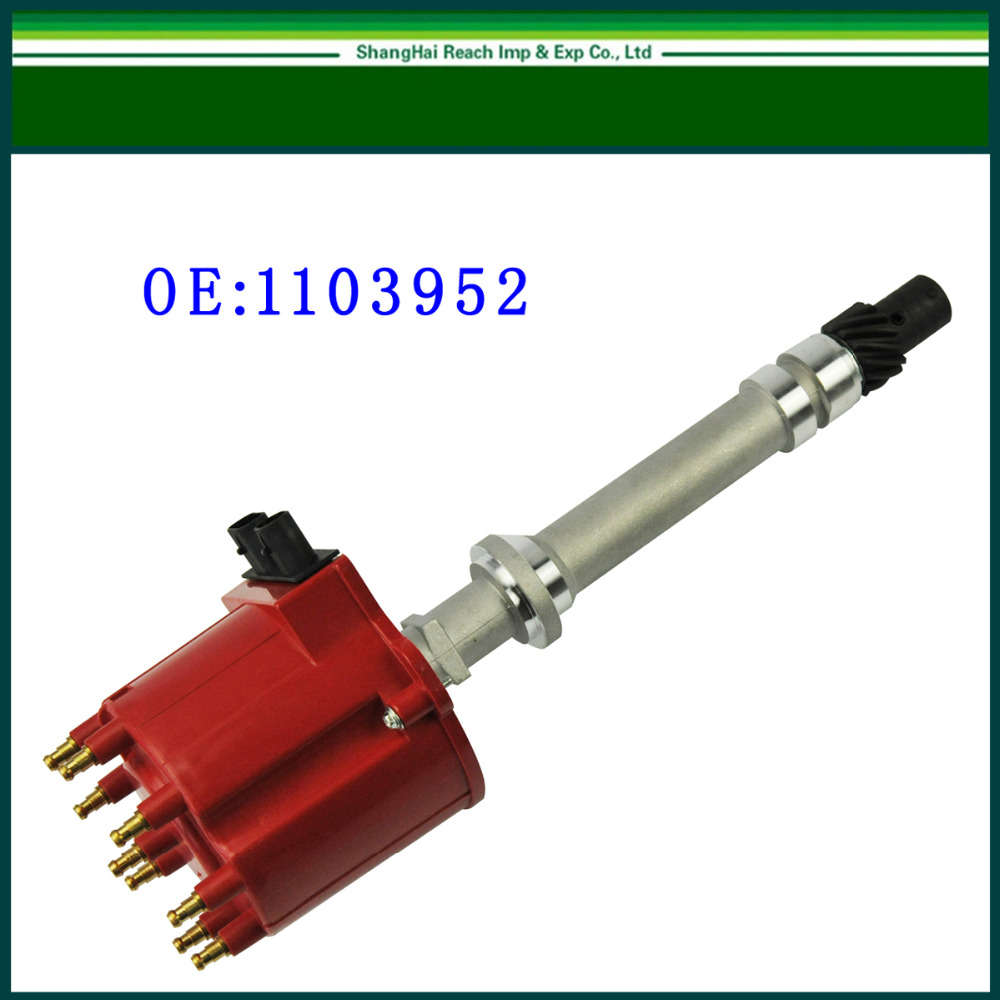 US store e2c Ignition Distributor For Chevy GM Pickup Truck Van Suburban V8 5.0L 5.7L OE# 606-02302 /606-02257/1103838/1103952 new toyota forklift 5k engine ignition distributor assy 19030 78122 71 truck dizzys