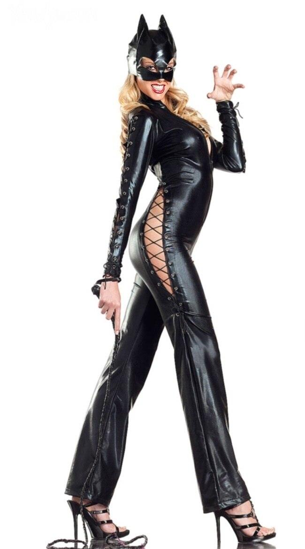 Секси кэт костюм — 5