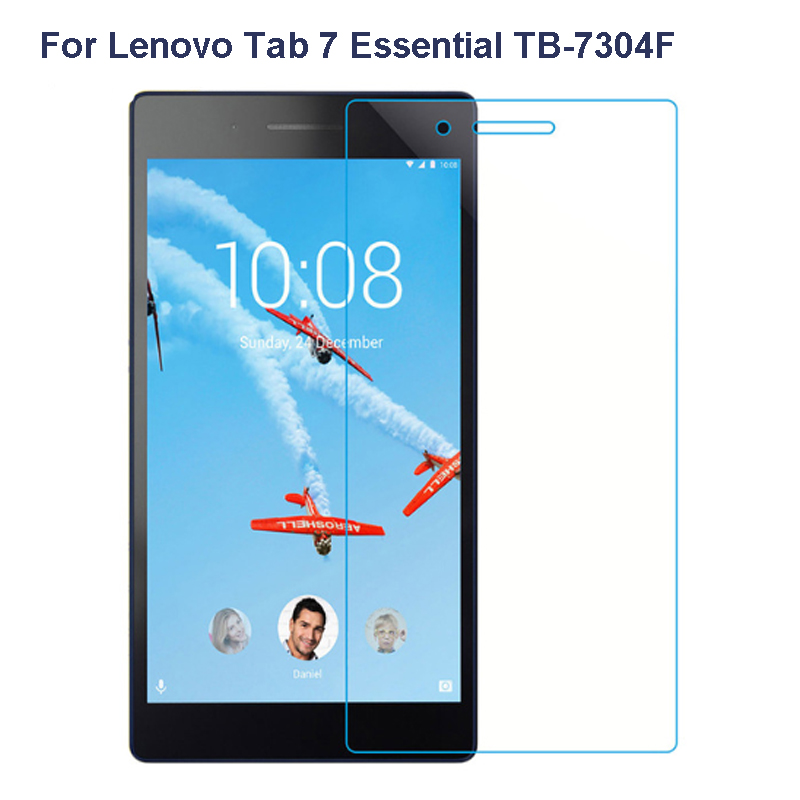 Tempered-Glass Screen-Protector-Film Tablet TB-7304F Lenovo 7-Essential 9H For Tab-7/Essential/Tb-7304f/..