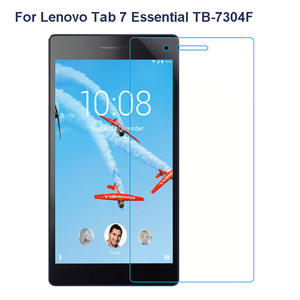 Tempered-Glass Screen-Protector-Film Lenovo 7-Essential Tablet 9H for Tab-7/Essential/Tb-7304f/..
