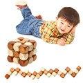 Dragão Estilo Cauda Borracha Madeira Adulto Crianças Inteligência Enigma Bloqueio Toy Brinquedo Educacional Do Bebê Crianças kid Presente Frete Grátis