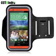 CCTHiedra Waterproof Armband For HTC Desire 10 Lifestyle 10 Pro One ME One X9 M9 Plus Sports Case 5.5inch Running Arm Band стоимость