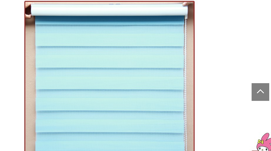 Modern Curtain Shade Blinds For Windows Hanging Room Divider Curtains Roller Blinds Zebra Blinds