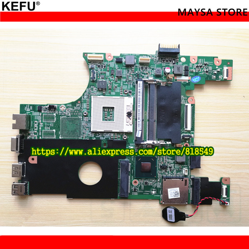 CN-0X0DC1 0X0DC1 Main Board Fit for dell inspiron 14 n4050 laptop motherboard HM67 UMA ddr3 цена
