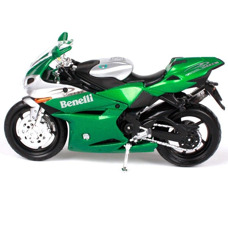 Maisto 1 18 Benelli Tornado 1130 Motorcycle Bike Diecast Model Toy
