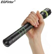 Multi-funktionale LED Taschenlampe Outdoor LED Taschenlampe Reise Tactical Stift Fenster Glas Breaker Messer EDC Überleben Werkzeuge