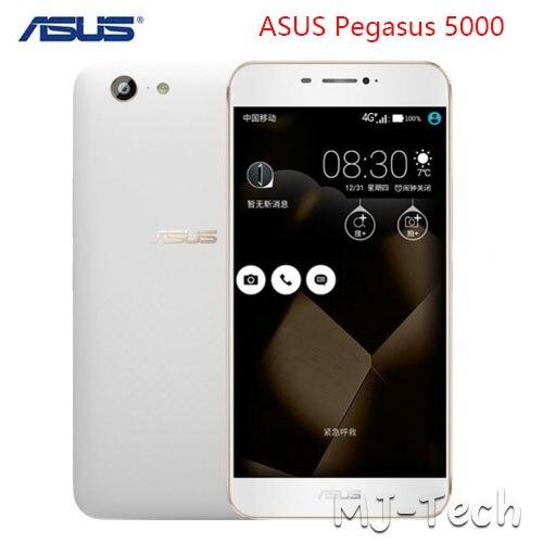 """Цена за Оригинальный ASUS Pegasus  5000 5000мАч FDD 4G MTK6753 8 ядер Android 5.1 ОЗУ 3 ГБ ROM 16 ГБ 5.5 """" FHD OTG"""