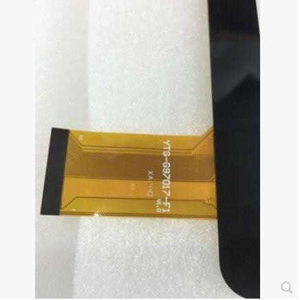 Оригинальный 9.7 дюймов tablet емкостной сенсорный экран ytg-g97017-f1 v1.0 бесплатная доставка