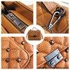 Bags Women 2018 for New Handbag Retro Women's Chain Shoulder Bag wild Youth Fashion Casual Female Messenger Bag 4