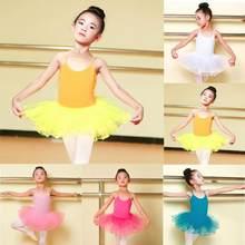 dc57bb881 dress girl Toddler Girls Ballet Dress Tutu Leotard Dance Gymnastics Strap  Clothes Outfits f27(China