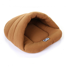 Warm, cozy sleeping bed for Small Dogs