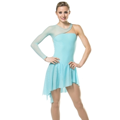 2016 Competition Figure Ice Skating Dresses For Women Beautiful New Brand Figure Skating Competition Dress DR2557