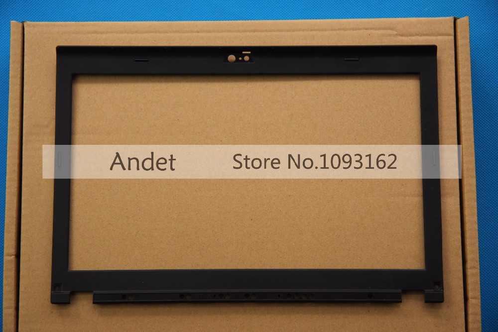 Новый оригинальный Lenovo ThinkPad X220 X220i X230 x230i ЖК-дисплей передняя рамка чехол 04w2186 04w0605