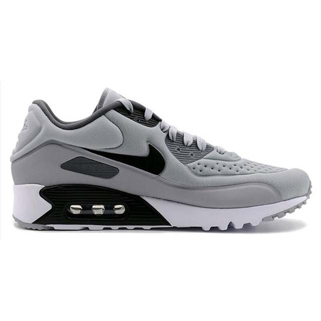 NIKE AIR Breathable MAX 90 ULTRA SE Original Authentic Men's Running Shoes Sneakers Sport Outdoor Walking Jogging 845039