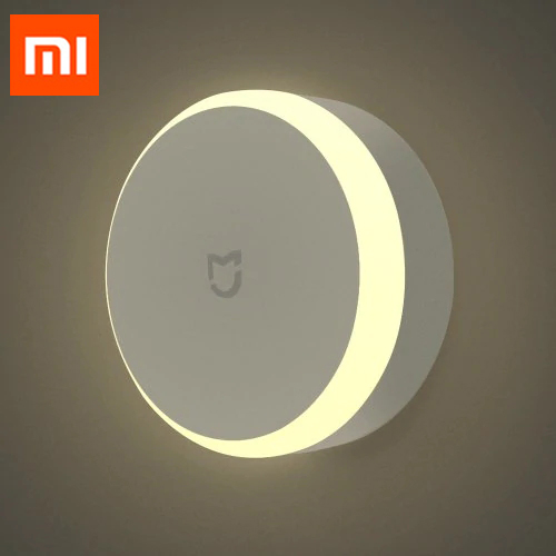Xiaomi MIJIA LED Corridor Night Light Infrared Remote Control Body Motion Sensor Smart Home Night Lamp Yeelight bulb devices|Smart Remote Control| |  - title=