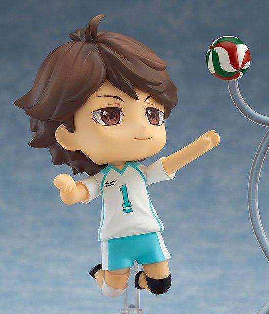 Аниме фигурка Волейбол! Нендроид 10 см 1