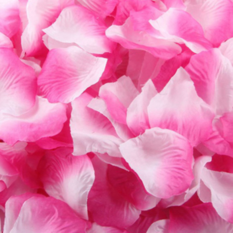 Wholesale 5000pcslot wedding rose petals 2018 ombre color wedding wholesale 5000pcslot wedding rose petals 2018 ombre color wedding decorations accessories atificial flowers petals event party in rose petals from weddings junglespirit Choice Image