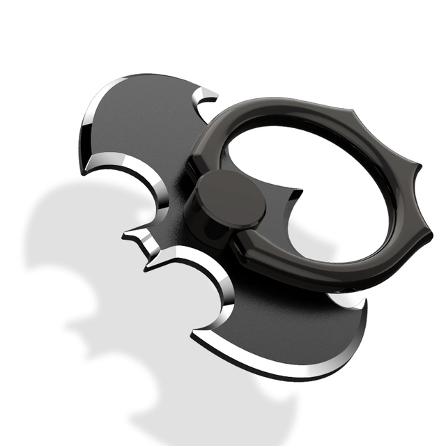 Batman Aluminum Metal Universal Finger Ring