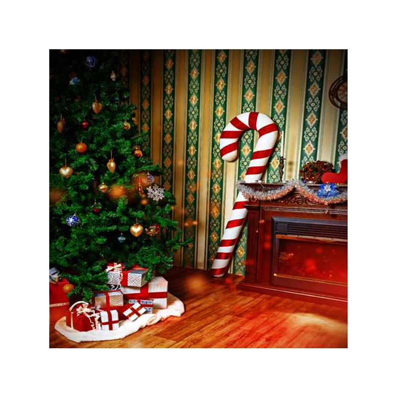 8x8ft free shipping Christmas backdrops Customized computer Printed vinyl photography background  for photo studio st-319 free shipping 8 12ft vinyl photography background studio computer digital photography backdrops clocks background m 1290