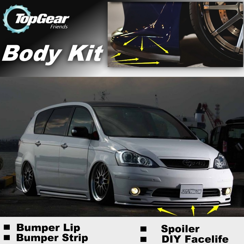 for toyota ipsum picnic sportsvan avensis verso front bumper lip rh sites google com
