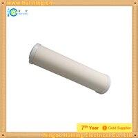 10 inç seramik filtre yerine pp filtre su arıtıcısı kalın yüksek yoğunluklu düz