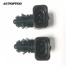 цена на Autoptgo 25775833 Intake Air Temperature Sensor OEM-Ambient Temperature Sensor For Buick Cadillac Chevrolet GMC Pontiac Hummer