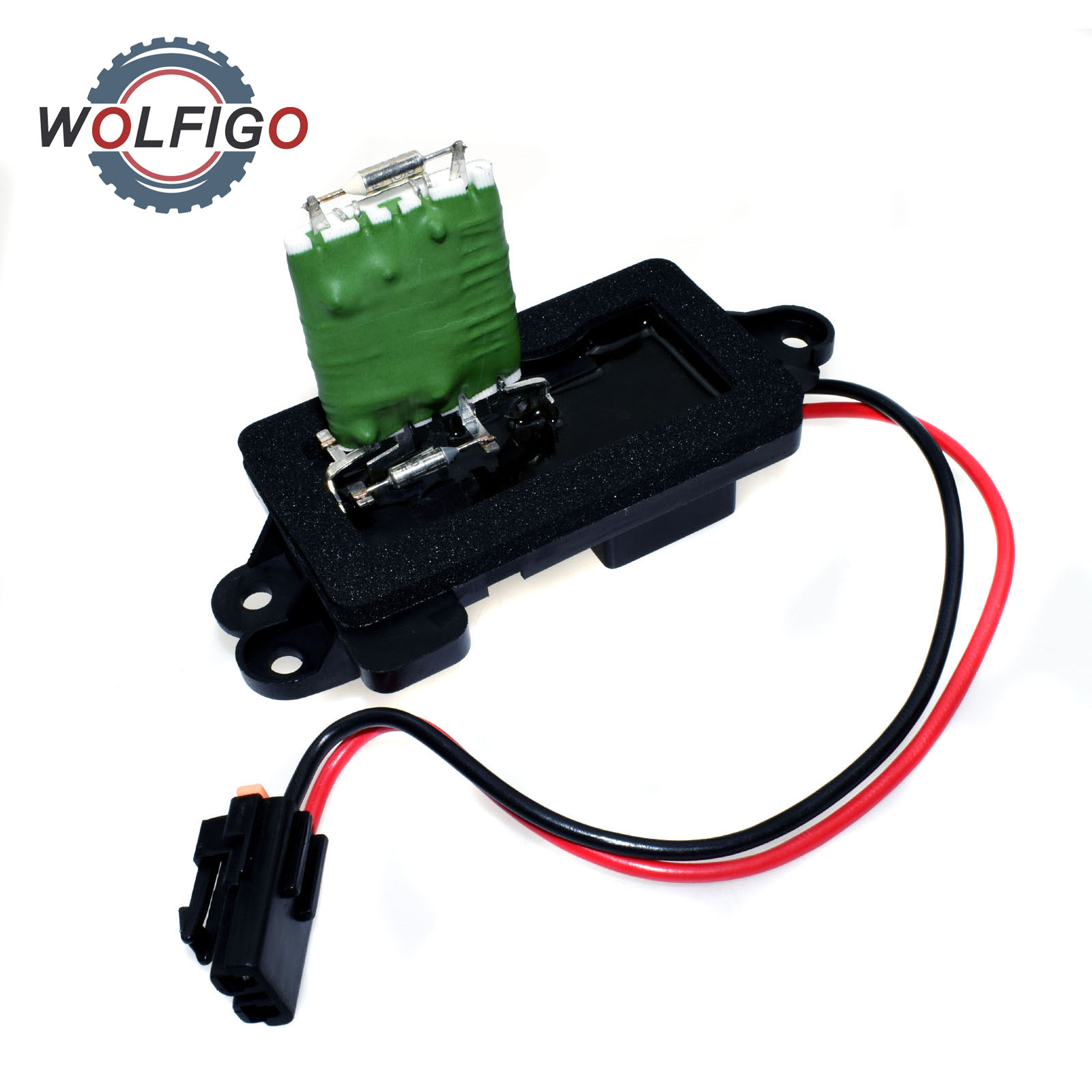 Heater Blower Motor Resistor for 05 06 07 Chevy Silverado 1500 Classic w//Auto AC