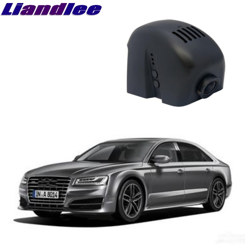 Liandlee For Audi A8 S8 D4 2009~2016 Car Road Record WiFi