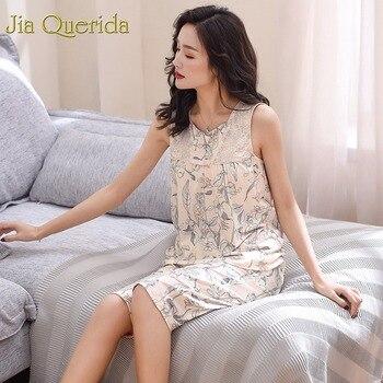 65cd9d51c931 J & Q Домашняя одежда женская хлопковая одежда для сна 2019 летние шорты Pj  комплект ...