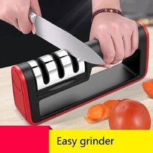 New household sharpening tool kitchen small stone multifunctional diamond cutting vegetables artifact