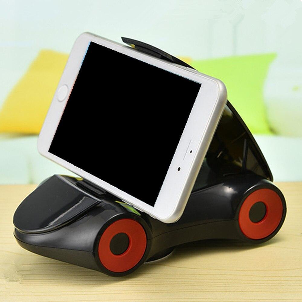Ajustável rotary navegação esportes carro modelo popular suporte de telefone móvel material sólido anti-queda resistência # zer