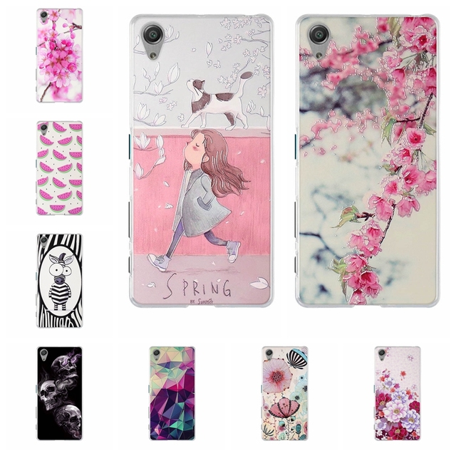 Soft TPU Case For Sony Xperia X Dual F5122 Case Silicone for Sony Xperia X Cases Phone Coque for Sony Xperia Dual F5122 Fundas