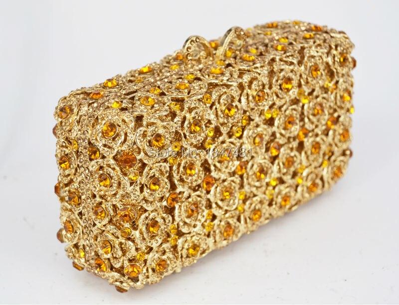 Bal Sc283 Bag Women champagne Luxe Embrayages De Bag Bourse Noce Soirée Champagne Bag D'embrayage Diamant women Femmes Sac Clutch Jour Cristal Dames En 7ZnxRaI1qw