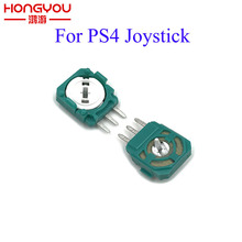 Joint de contrôleur pour Playstation 4 PS4, 20 pièces, remplacement de Joystick analogique 3D, Micro Mini commutateur, résistances daxe