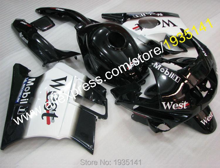 Hot Sales,Top Fairing Kit For Honda CBR600F2 1991 1992 1993 1994 CBR 600 F2 91-94 CBR600F2 West Bodywork Motorcycle Fairing Kit