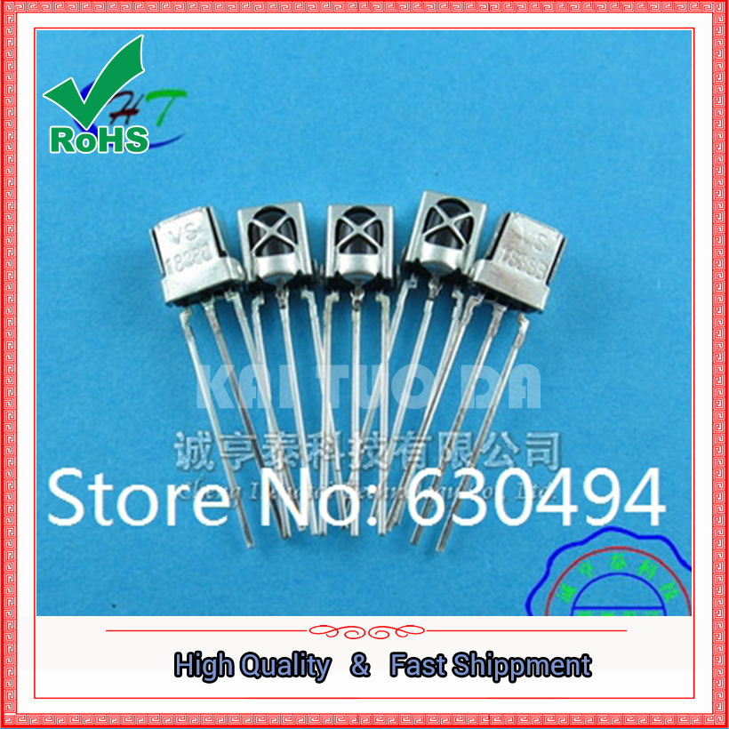 100pcs 3mm 940nm IR infrared Receiving Diode LED Lamp Infrared Receiver Module