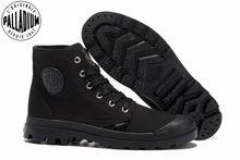 PALLADIUM PAMPA HI ORIGINALE TC Sneakers Classic Canvas Shoe Ankle Boots  Fashion Casual Shoes 40-44 57b96806e6